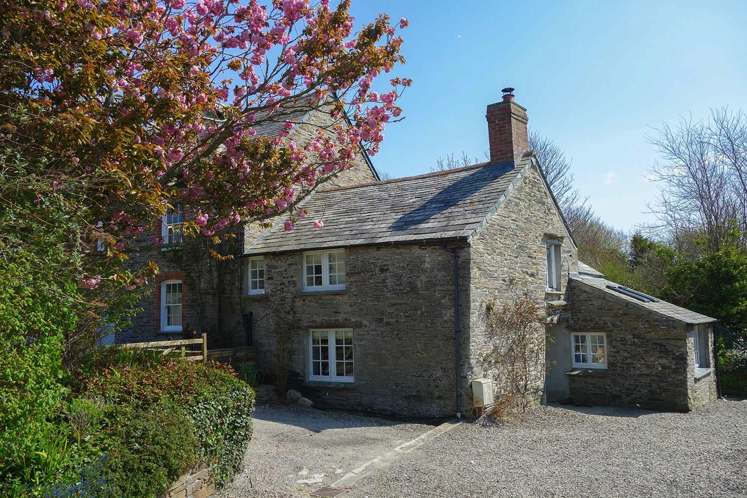 Porthcothan Mill Cottage